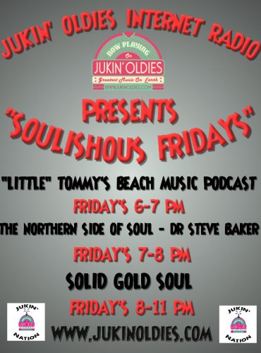 Soulishous Fridays Aug 2019